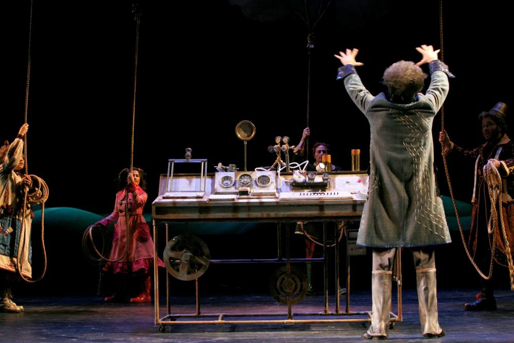 """Still Life With Iris"" (2008), directed by Wendy Bable; Photo: Mark Rutkowski"