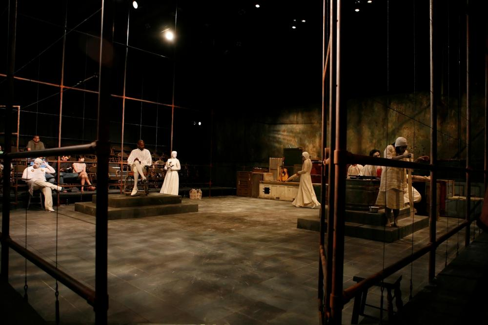 """The Persecution and Assassination of Jean-Paul Marat..."" (2007), directed by Kent De Spain; Photo: Mark Rutkowski"