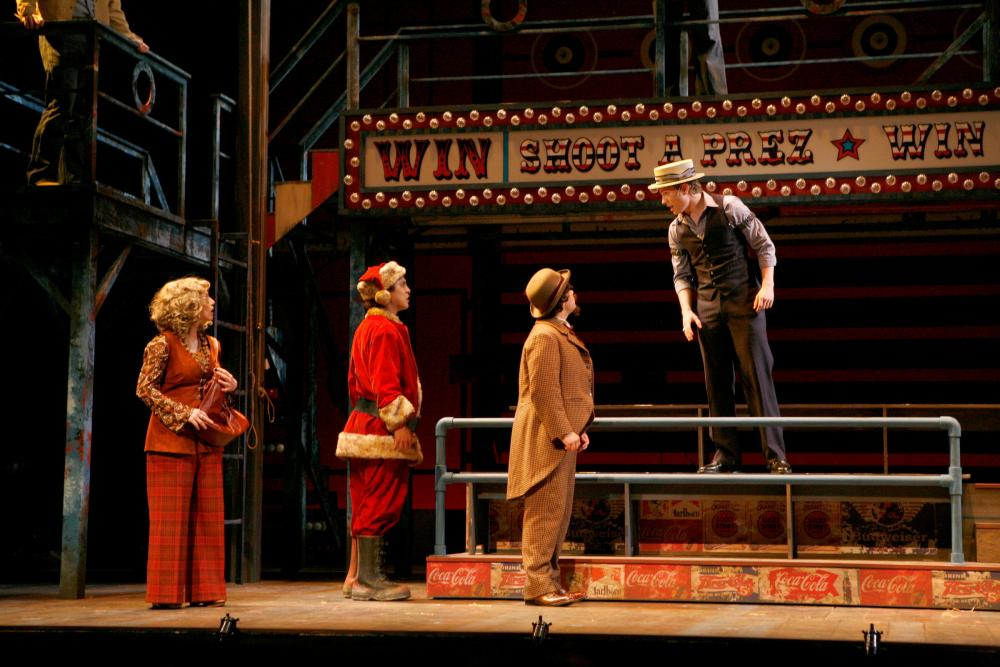 """Assassins"" (2007), directed by Rod Caspers; Photo: Mark Rutkowski"