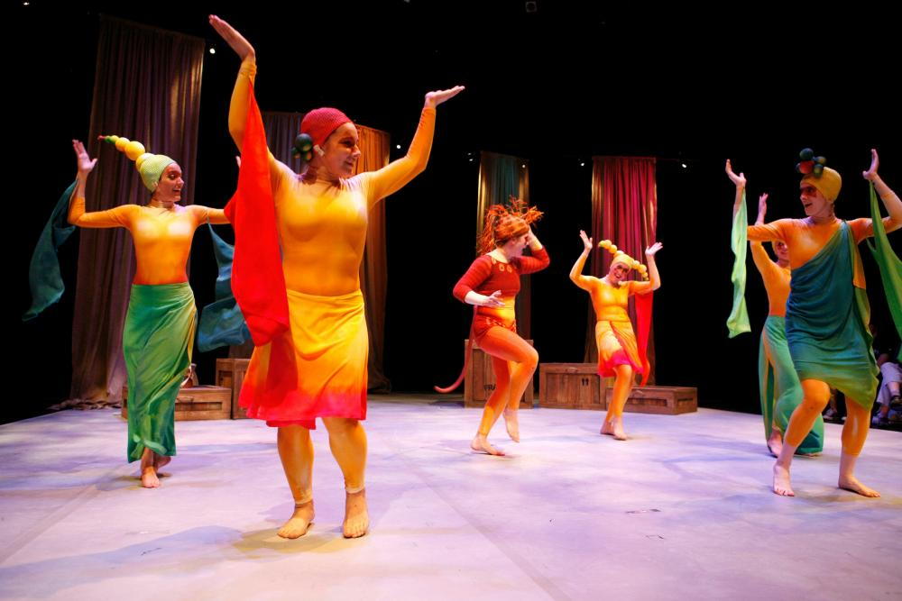 """Changuita Perla"" (2006), directed by Rachel Murray; Photo: Mark Rutkowski"