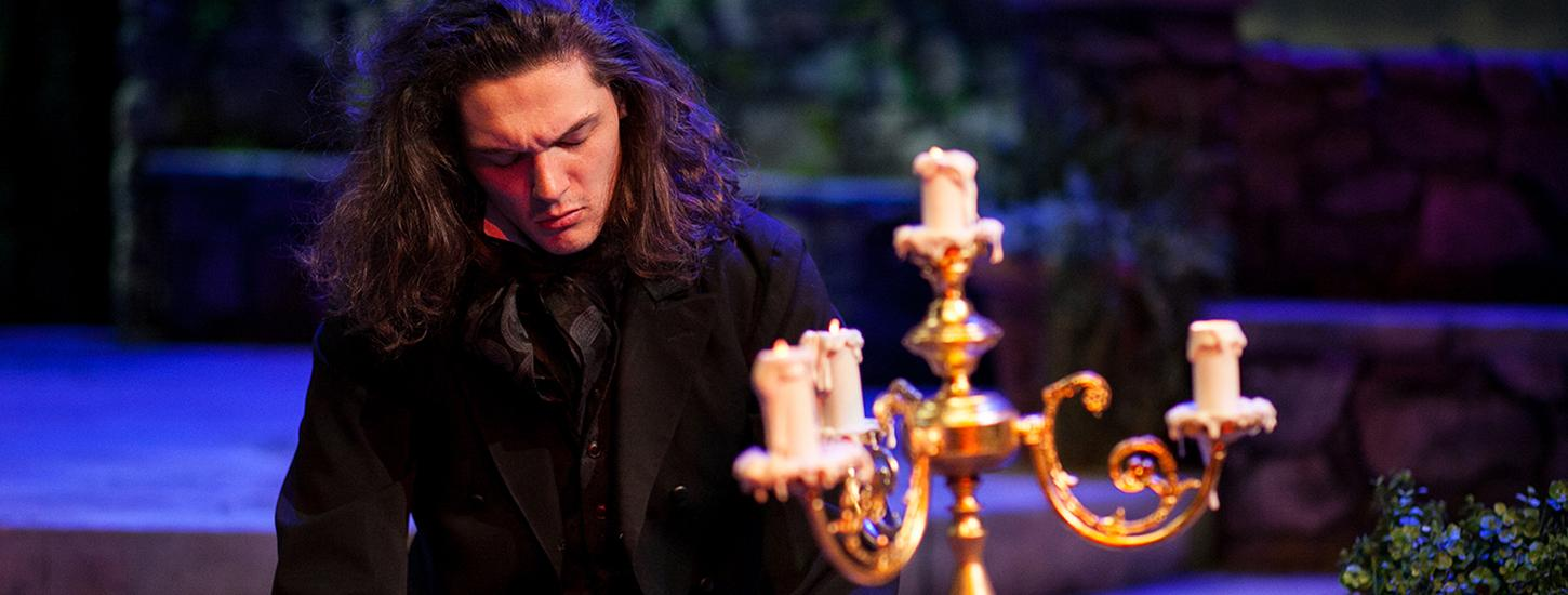 twelfth night with candlestick