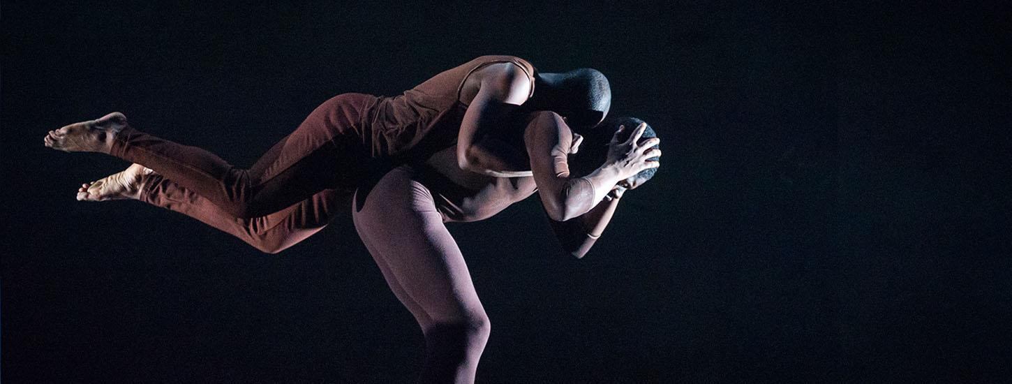 Threshold, Choreographed by Lyn C. Wiltshire in Bodies & Souls (2016) Photo: Lawrence Peart