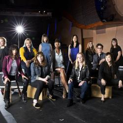 image of all kilroy playwrights