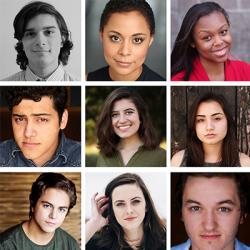 cast headshots for anonymous