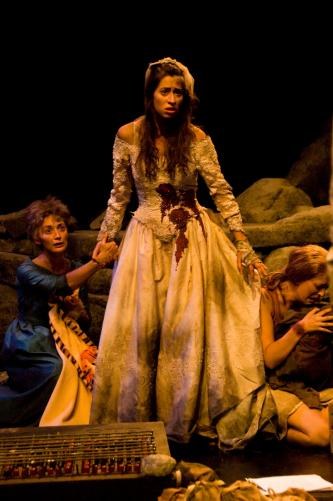 """Trojan Women"" (2009), directed by Halena Keys; Photo: J. Elissa Marshall"